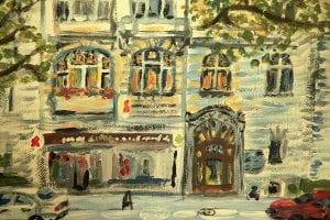 Gemälde MVZ